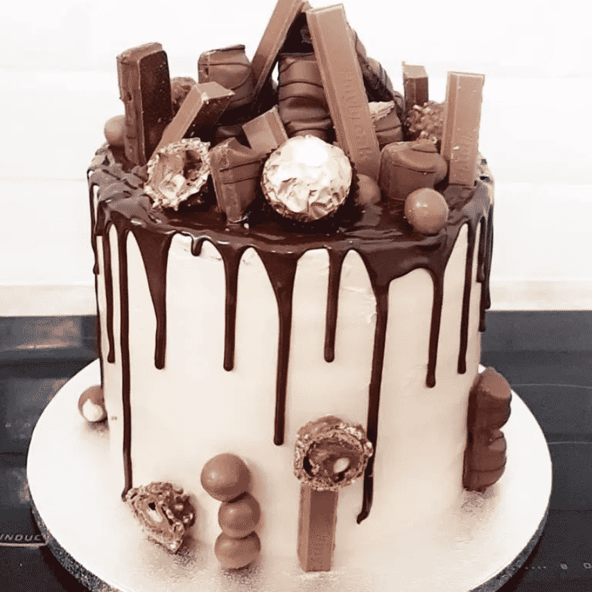 crazy layer cake